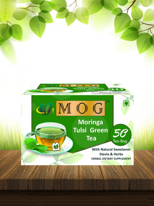 Moringa Tusli Green Tea